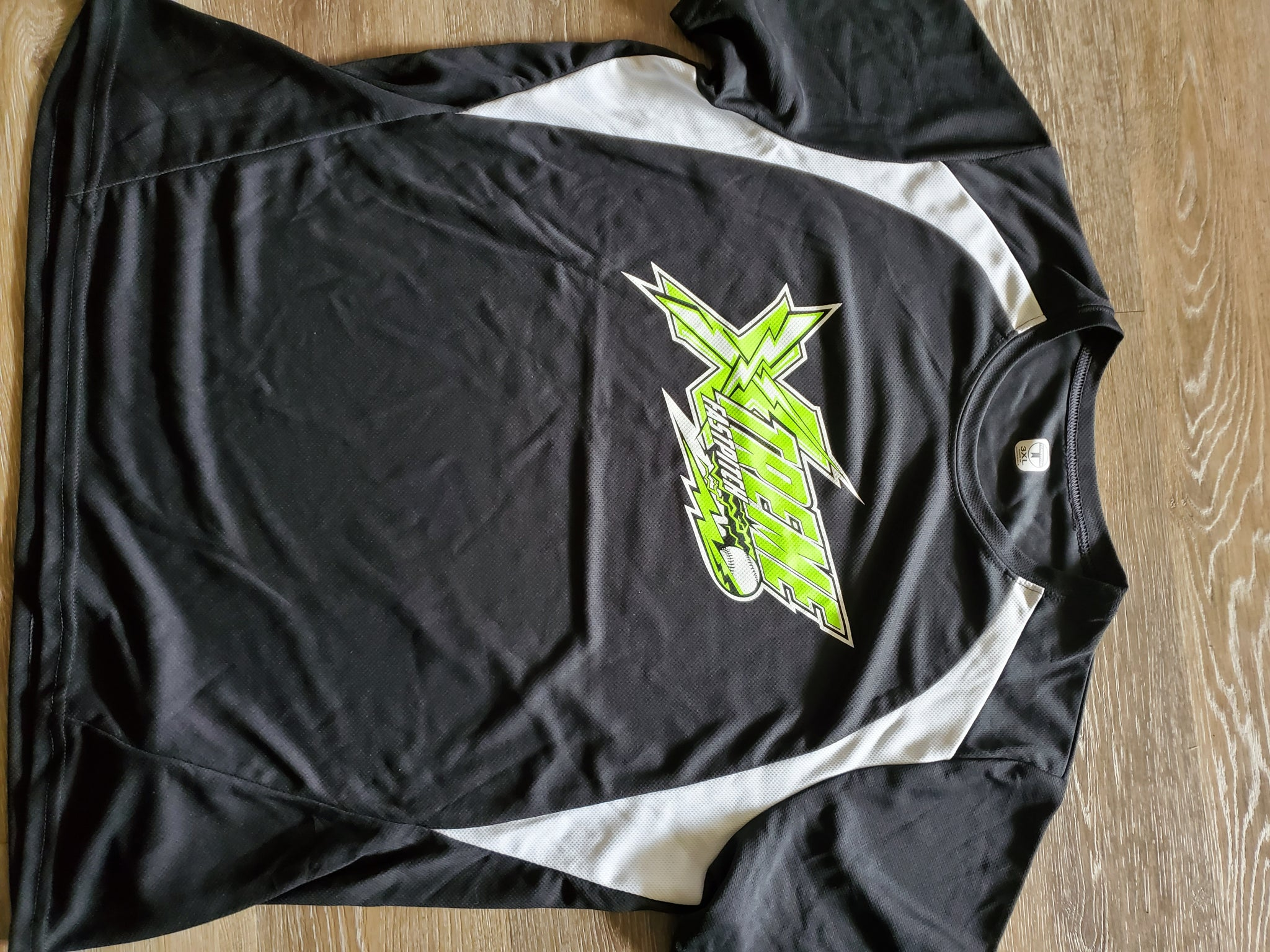Ladies jersey 3xl