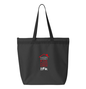 Zippered Tote - Ask us for pricing on 25+