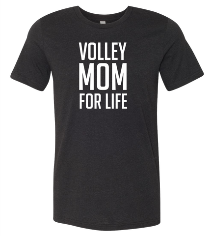 Volley Mom T-Shirt  (more colors available)