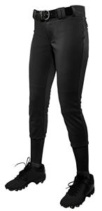 Low Rise Softball Pant (Pant Only)