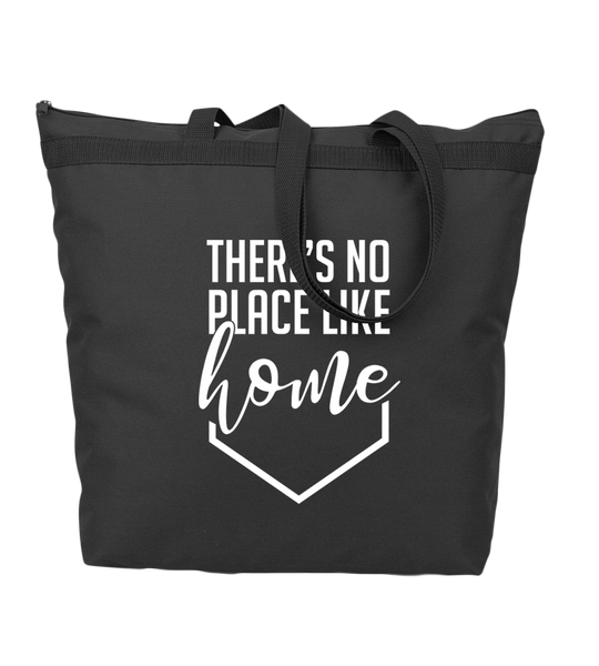 There's No Place Zipper Bag (more colors available)