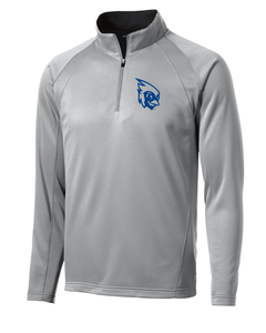Men's Quarter Zip - Embroidered