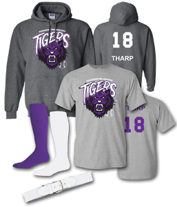 PHSC TIGERS 2019 PRACTICE PACK