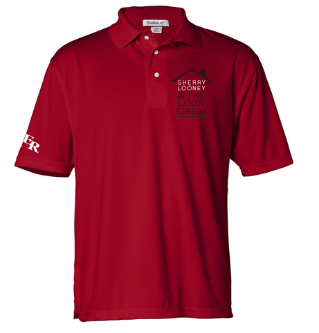 Performance Polo - Red
