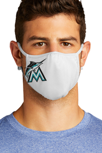 Adjustable Polyester 2 ply Mask (2 pk)