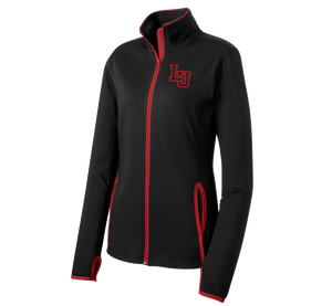 Ladies Performance Zip Jacket