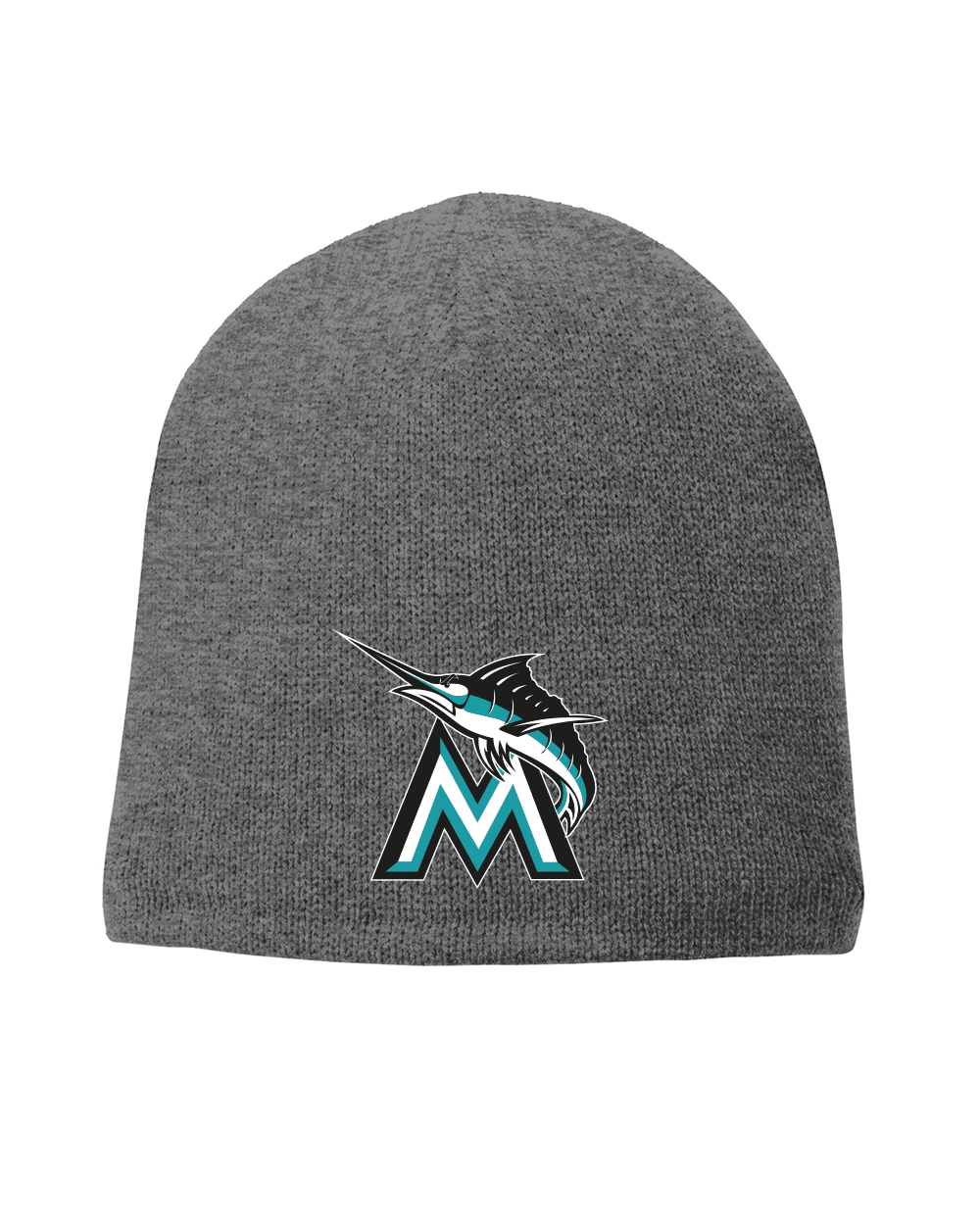 Fleece Lined Beanie - Embroidered
