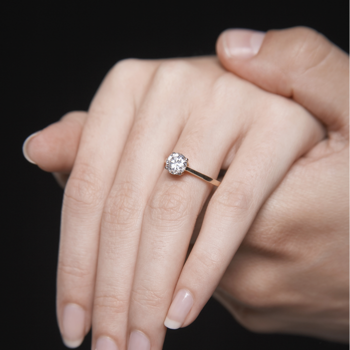 Choosing your Engagement Ring: Part 2 Finger Shape