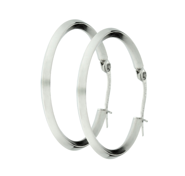 Steelx Knife Edge Hoops