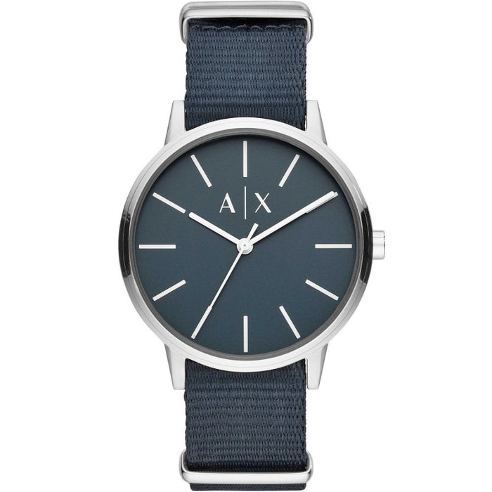 Armani Exchange Cayde Watch: Blue