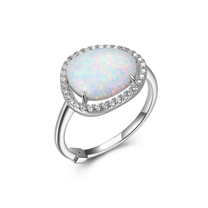 Elle Halo Ring
