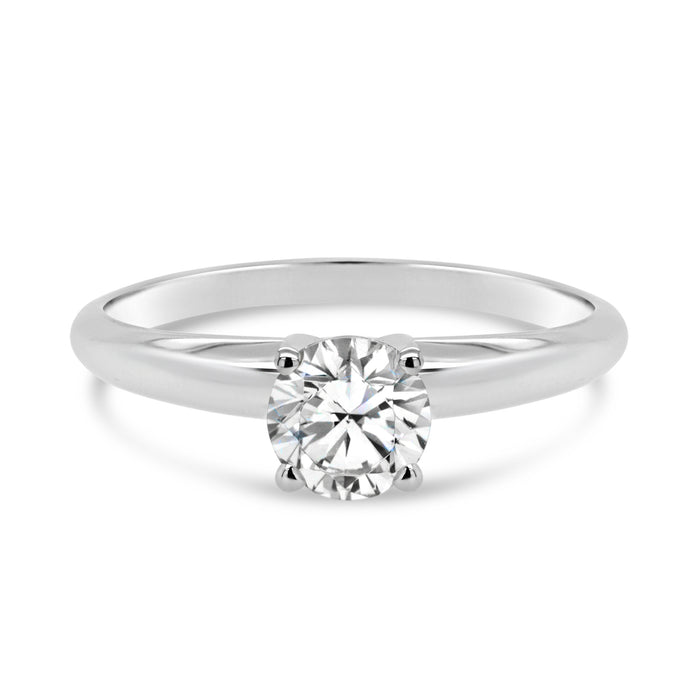 1.01CT Lab Grown Solitaire Engagement Ring