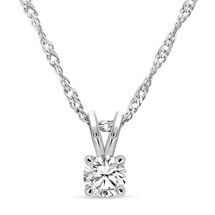 .25CT Bogart's Diamond Solitaire Pendant