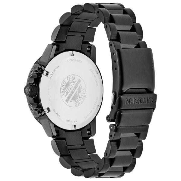 Citizen Nighthawk Watch: Black