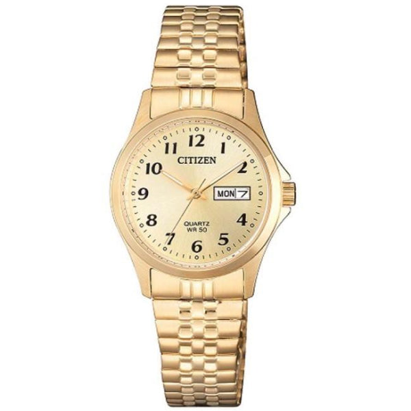 Citizen Gold-Tone Expansion Watch