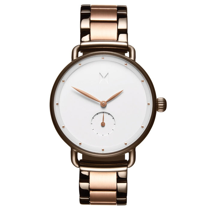 MVMT Ladies Bloom Watch: Rose