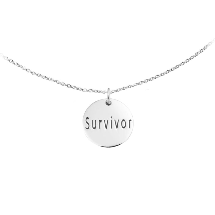 Sarah's Hope Charms of Hope Survivor Pendant