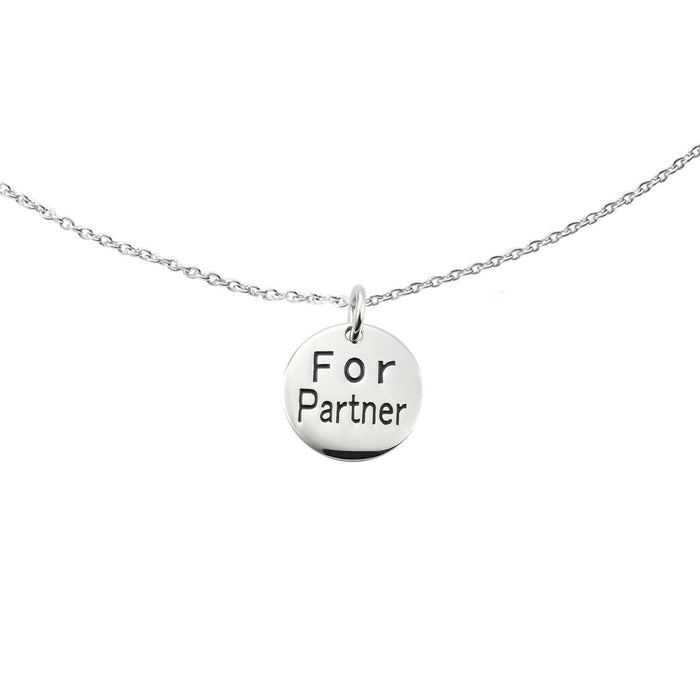 Sarah's Hope Charms of Hope For Partner Petite Pendant