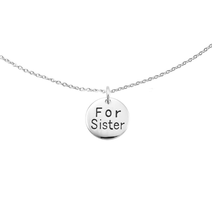 Sarah's Hope Charms of Hope For Sister Petite Pendant