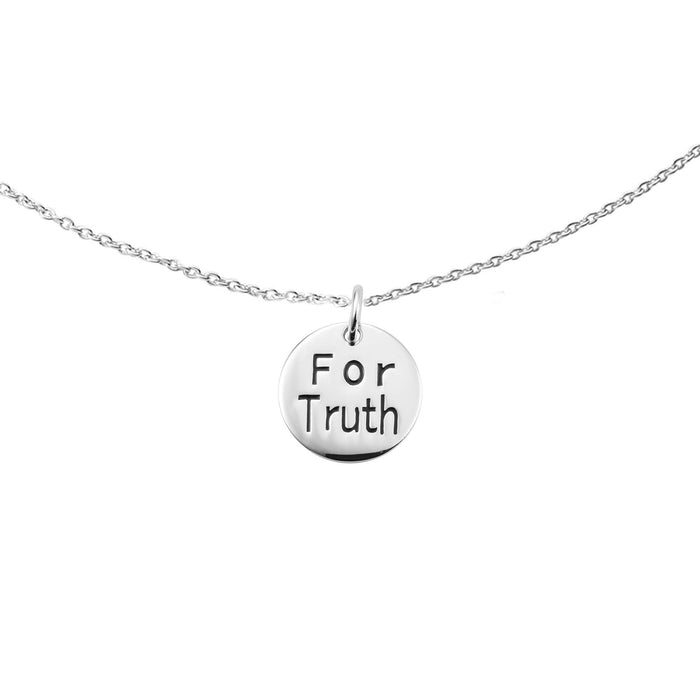 Sarah's Hope Charms of Hope For Truth Petite Pendant