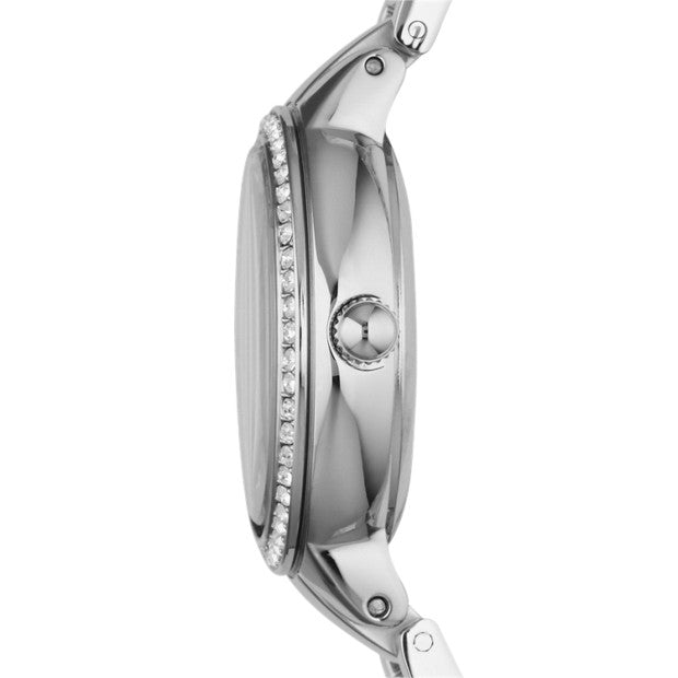 Fossil Virginia Watch: Silver
