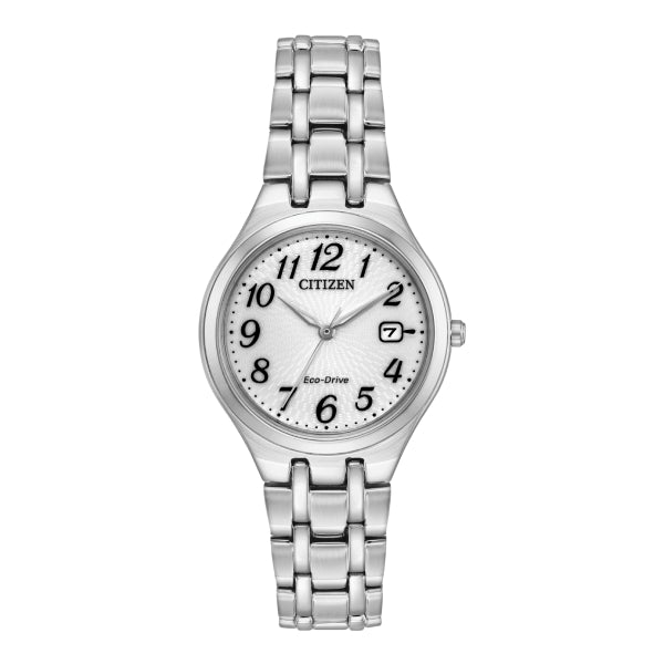 Citizen Corso Watch: Silver Tone
