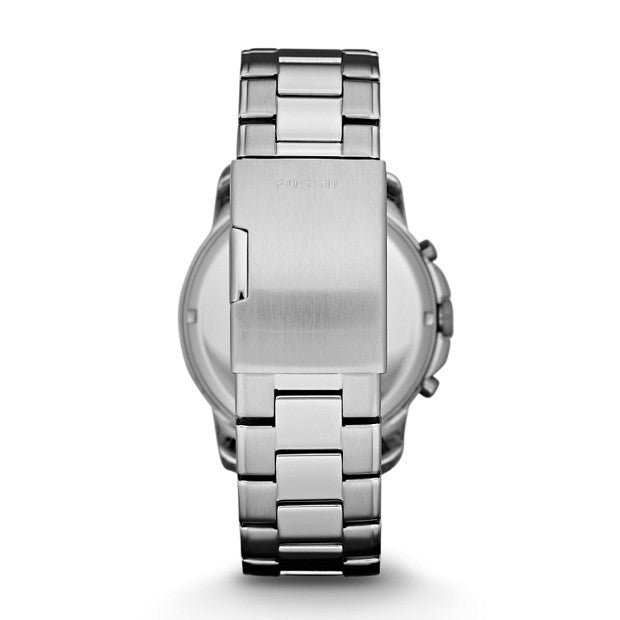 Fossil Men's Grant Watch: Silver Tone