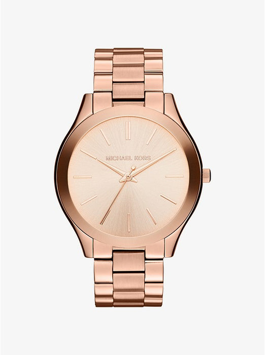 Michael Kors Slim Runway: Rose Tone