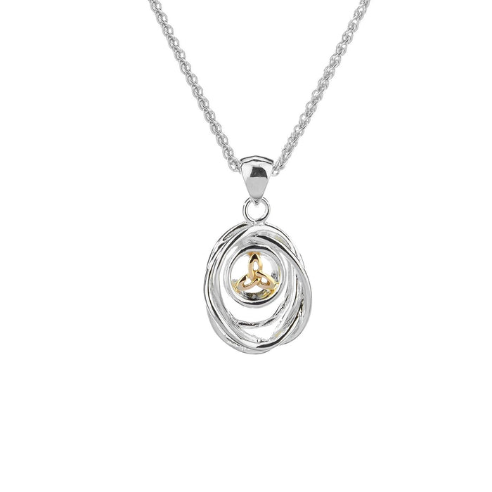 Keith Jack Cradle of Life Necklace: Small