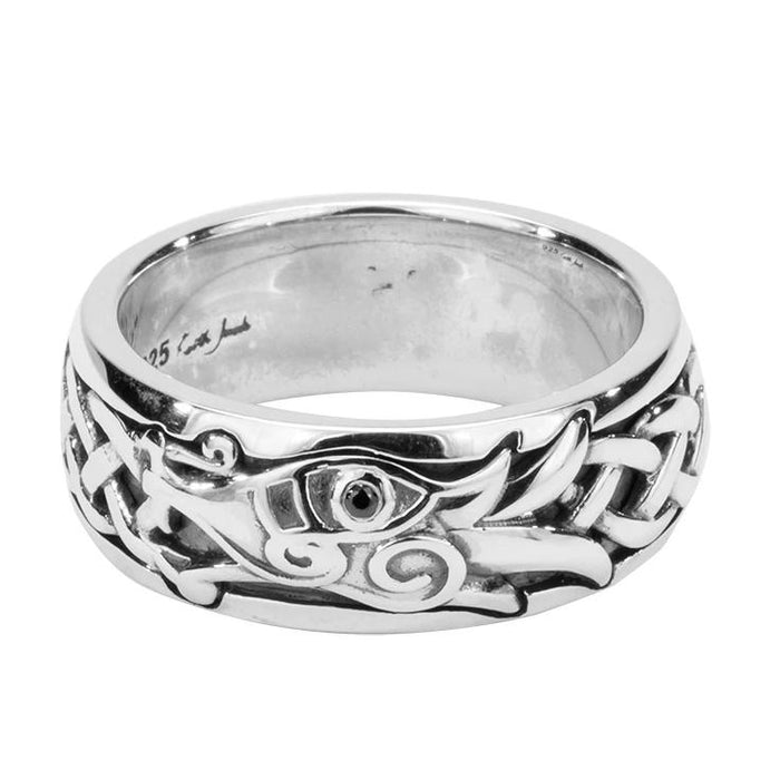Keith Jack Dragons Eye Ring