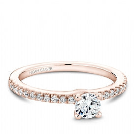 .53CT Noam Carver Diamond Engagement Ring