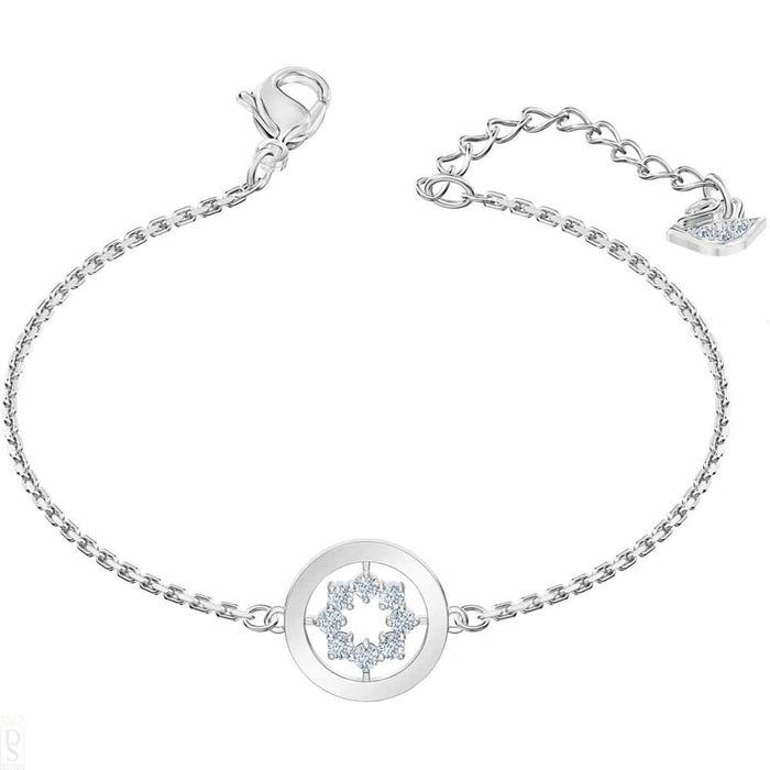 Swarovski Further Bracelet: Circle