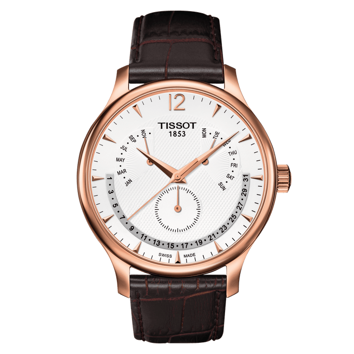 Tissot Tradition Perpetual Calander Watch