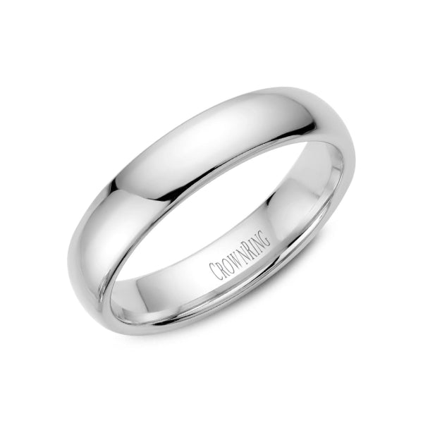 5mm Men's Traditional Wedding Band