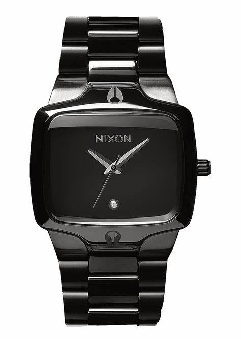 Nixon Player Watch: Black