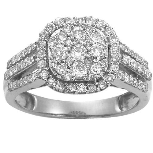 1.00CT Engagement Ring Style #46781