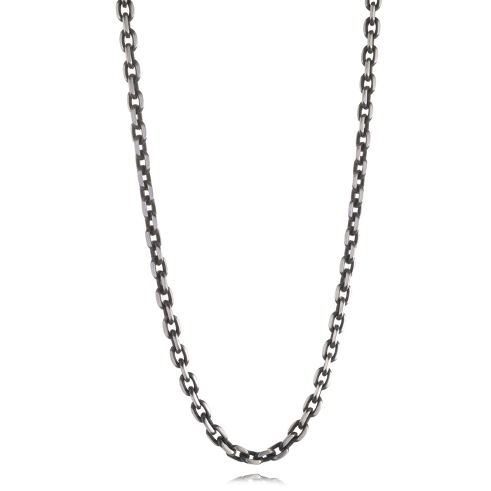 Italgem Black Cable Chain