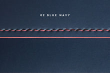 Load image into Gallery viewer, Folio Folder 02 ⎯ Navy Blue