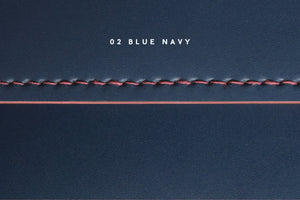 Folio Folder 02 ⎯ Navy Blue