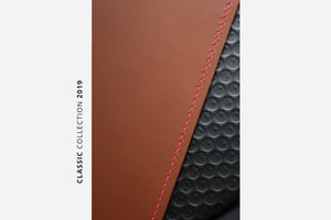 Folio Folder 03 - Red Tan