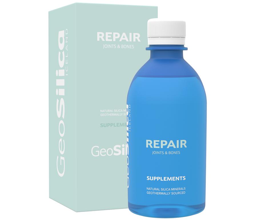 GEOSILICA REPAIR, nivelet & luusto 300 ml