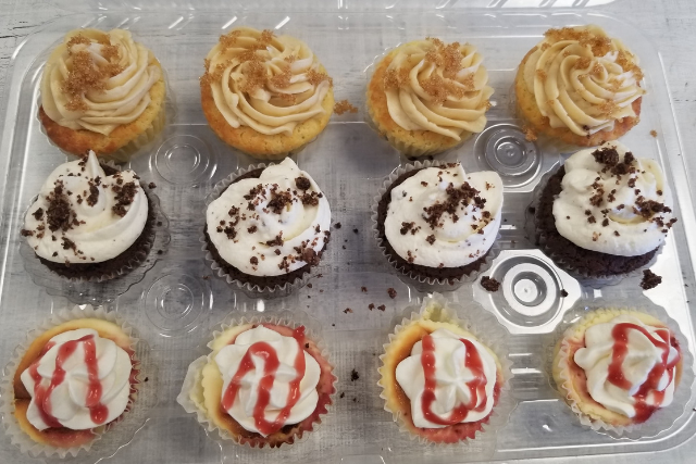Mini Cupcakes Assortis