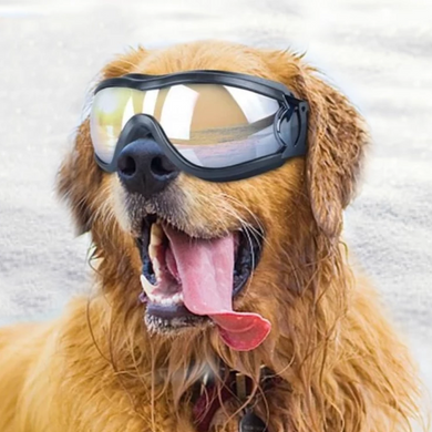 NEW! Large Dog Snow Goggles UV400
