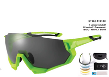Load image into Gallery viewer, New! Polarized Cycling Glasses Package