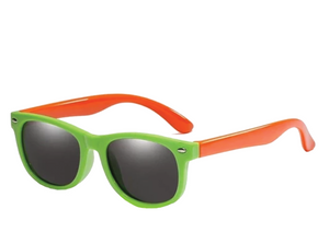 Kid's Silicone Flexible Shades (with free gifts!)