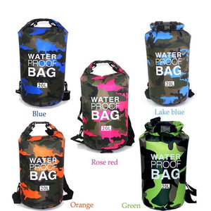 Waterproof Backpack for Skiers