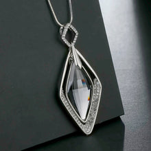 Load image into Gallery viewer, Elegant Geometric Long Necklace
