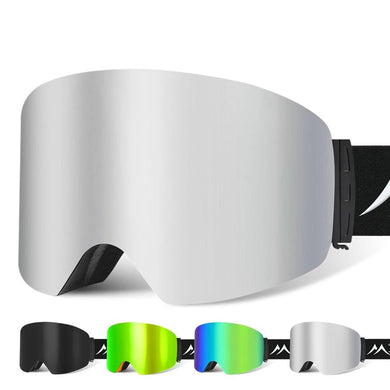 Italian Mirrored Snowboarding Shades UV400