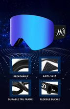 Load image into Gallery viewer, HOT! High Performance Magnetic UV400 Snow Shades