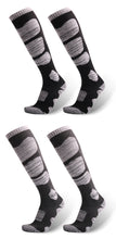 Load image into Gallery viewer, Dry-Fit Ski & Snowboarding Socks